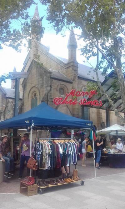 Paddington Markets