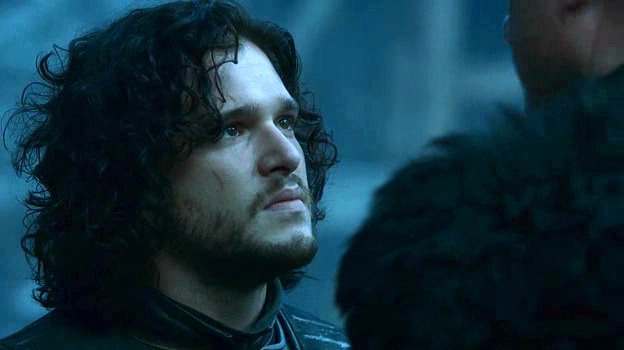 This will be Jon's face next season when he learns he's a Targaryen. He's such a bitch.
