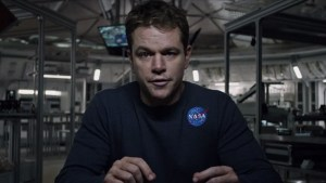 Matt Damon calling earth to ask if they can send up Ben Affleck.