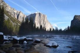 El Capitan and the Merced River, Yosemite NP