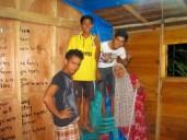 Volunteer House Blessing Night