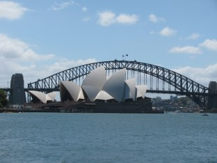 Opera House & Bridge_2