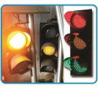 PABRIK TRAFFIC LIGHT