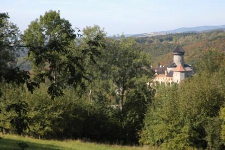 Sovinec, Moravia