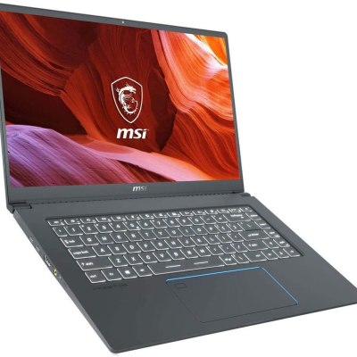 New MSI Prestige 15 Laptop