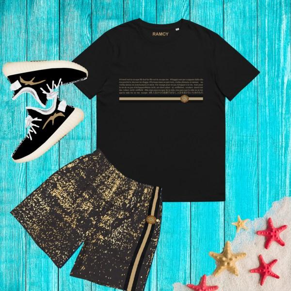 Enjoy Summer 2021 T-shirt Short Sneakers Man