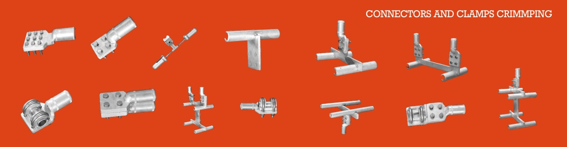 Crimping of clamps connectors in Pune