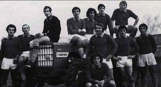 L'esordio del Bell'Antonio (1971-1979)