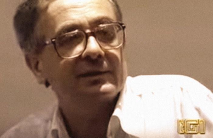 Calogero Crapanzano nell'intervista mandata in onda dal Tg1