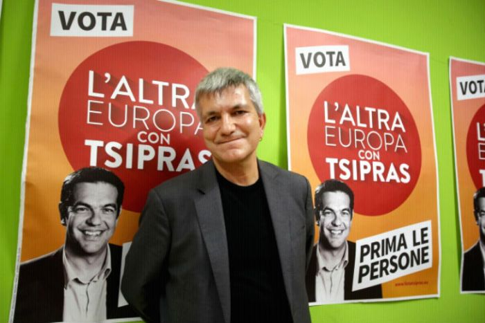 Alexis Tsipras e Nichi Vendola