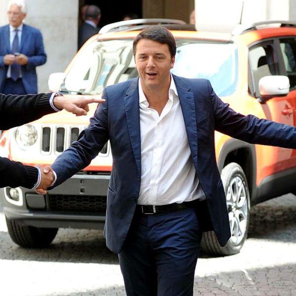 Matteo Renzi e i poteri forti