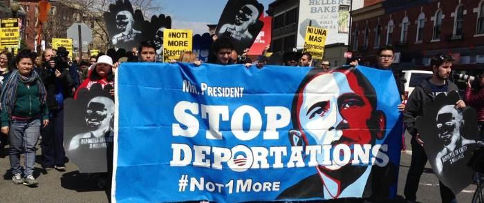 Obama stop deportations