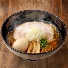 煮玉子醤油らぁ麺
