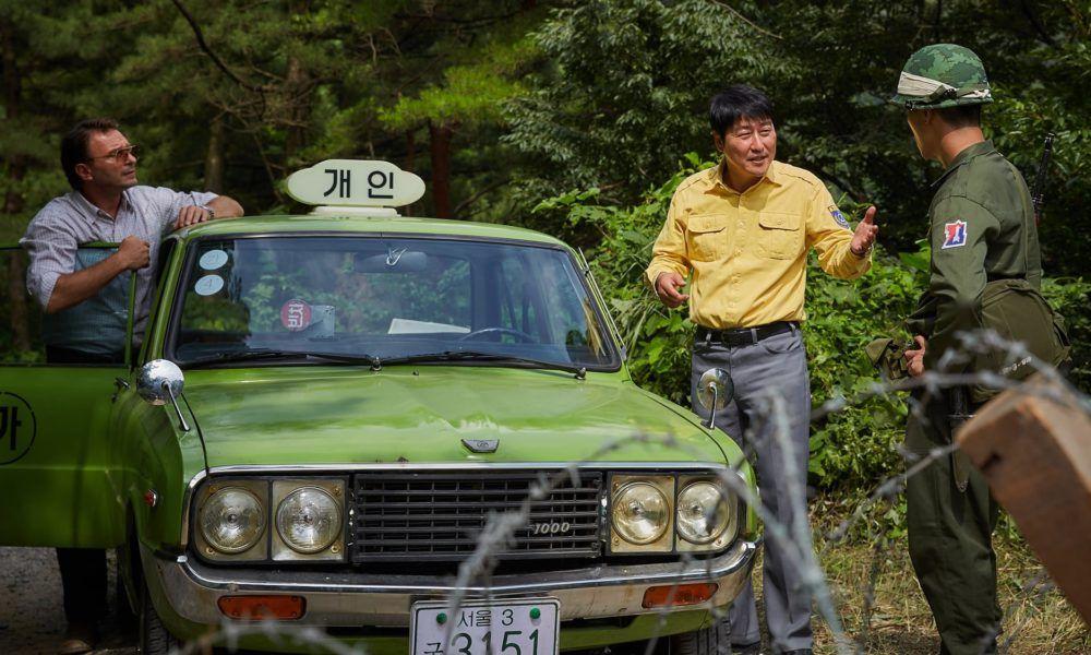 Resultado de imagen de A taxi Driver: Los héroes de Gwangju de Jang Hun
