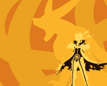 Naruto wallpaper minimal