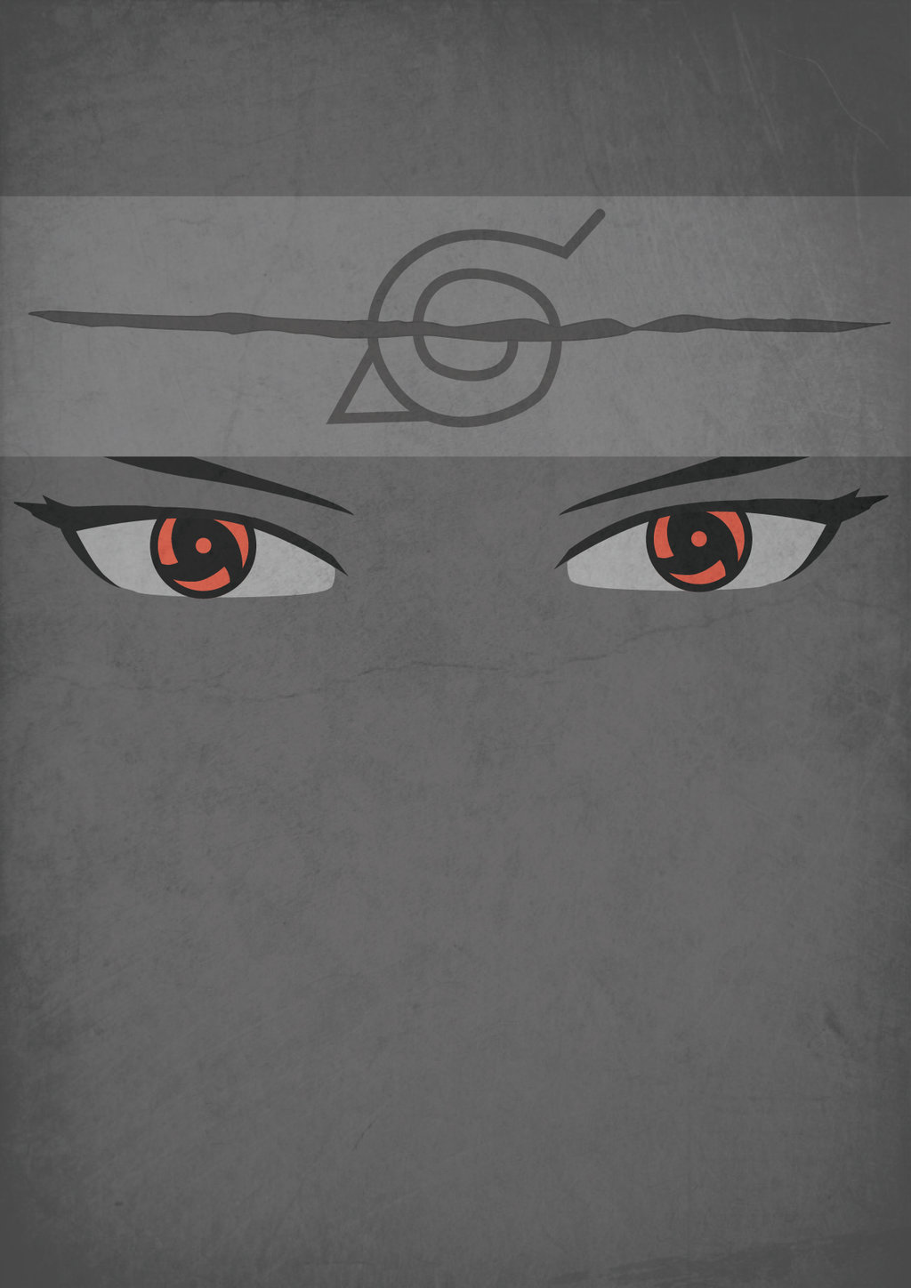 itachi minimal wallpaper 6