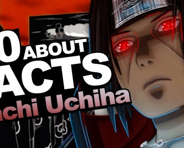 itachi uchiha facts