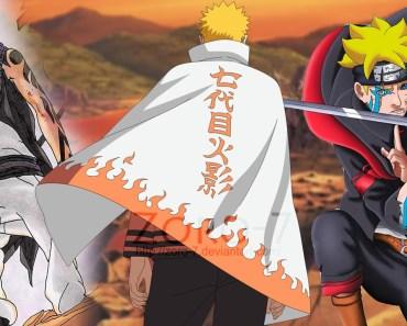Naruto vs kawaki