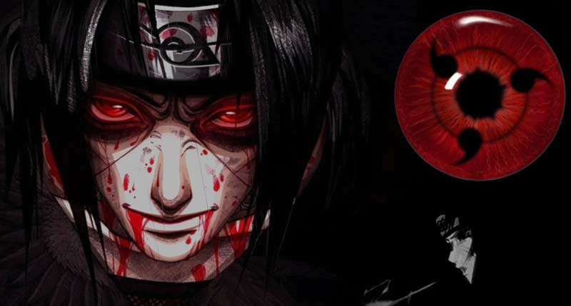 Itachi uchiha wallpaper 4k desktop