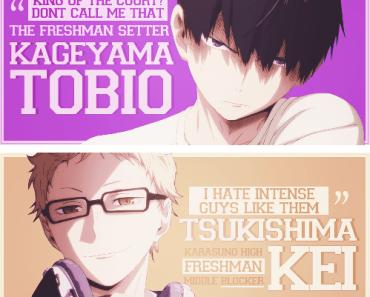 haikyuu quotes tsukishima