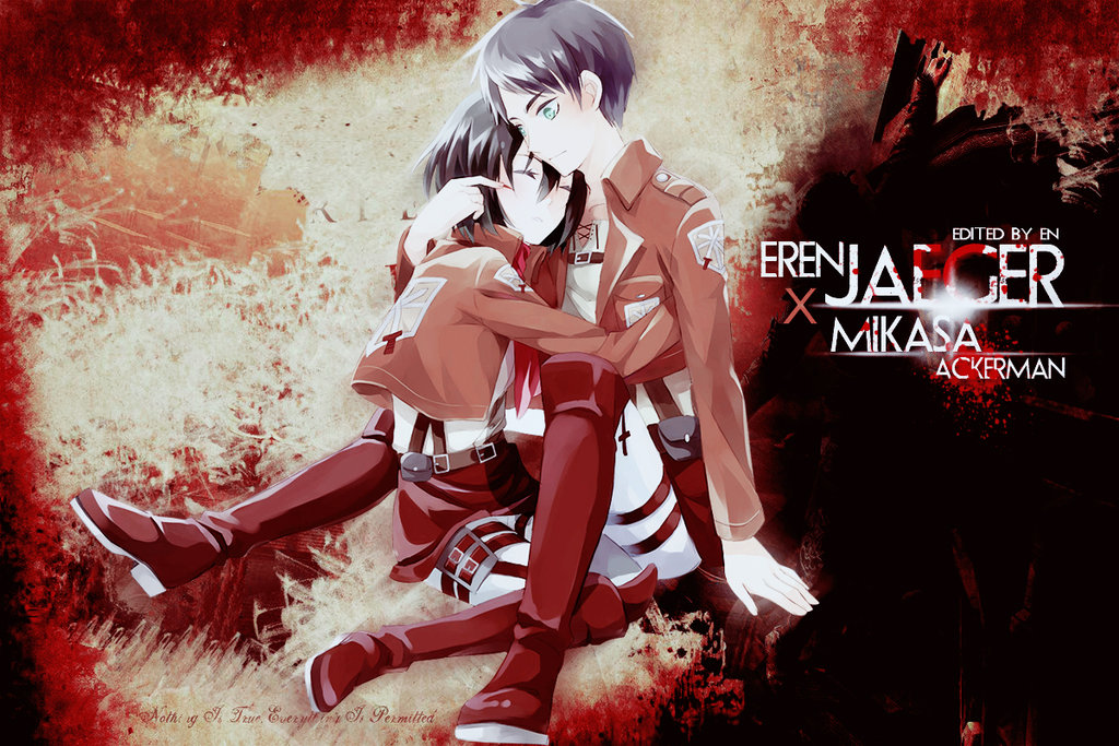 Mikasa Wallpaper 4k For Iphone Desktop And Android Page 4 Of 4 The Ramenswag