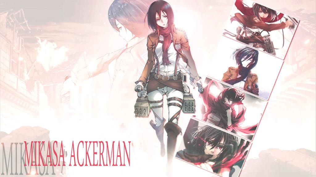Mikasa Ackerman Wallpaper 1080x1920 The Ramenswag
