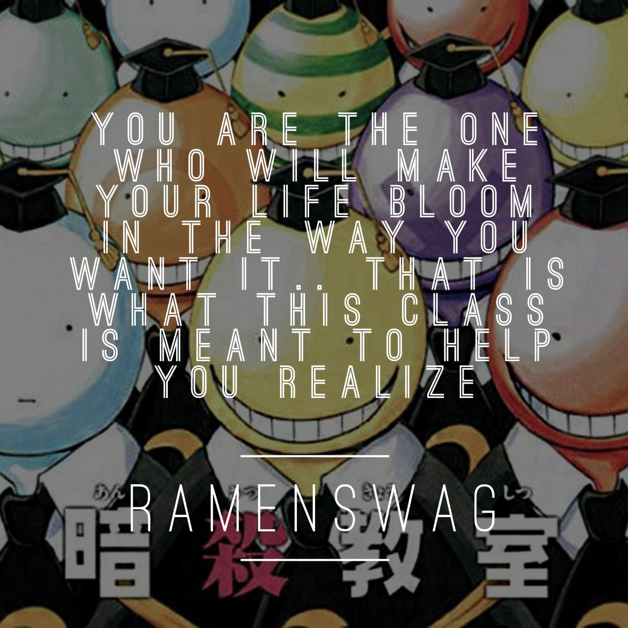 assassination classroom quotes to kickstart your day the