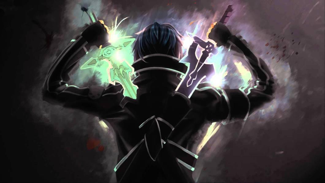 Kirito Sword Art Online Alicization Wallpaper 4k Page 2 Of