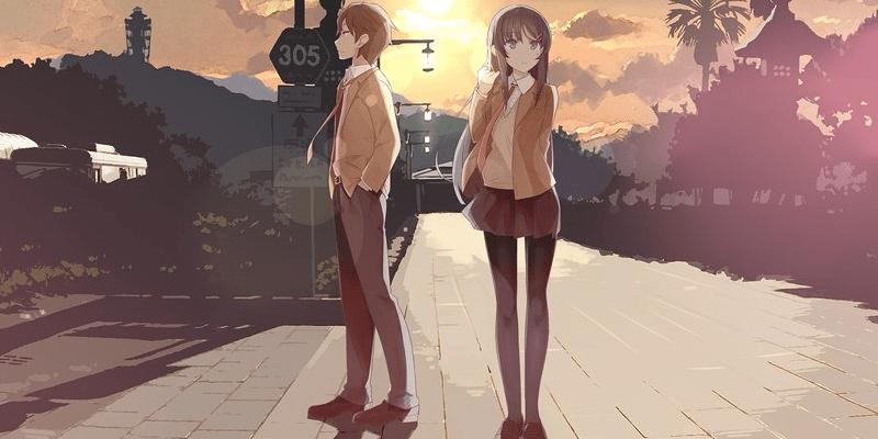 Seishun Buta Yarou wa Bunny Girl Senpai no Yume wo Minai wallpaper HD download