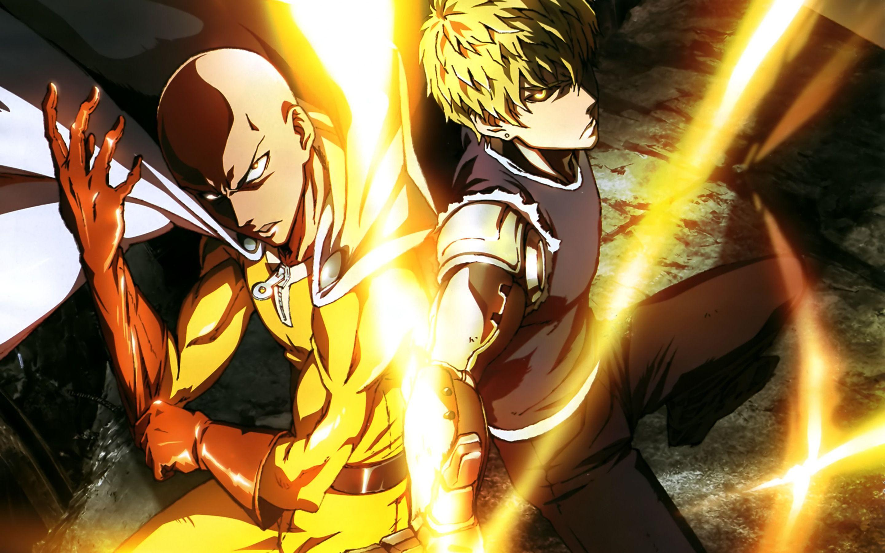 4k One Punch Man Wallpapers Iphone Android And Desktop The