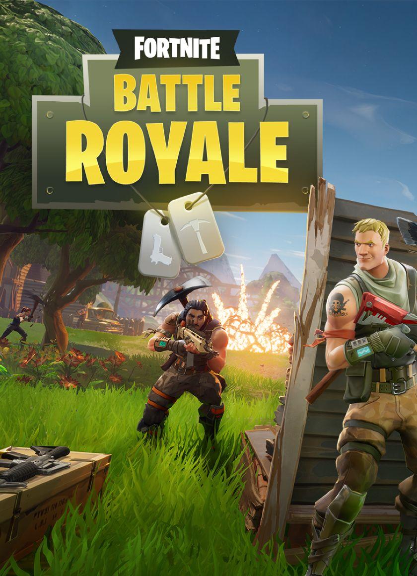 Fortnite: Battle Royale Wallpaper