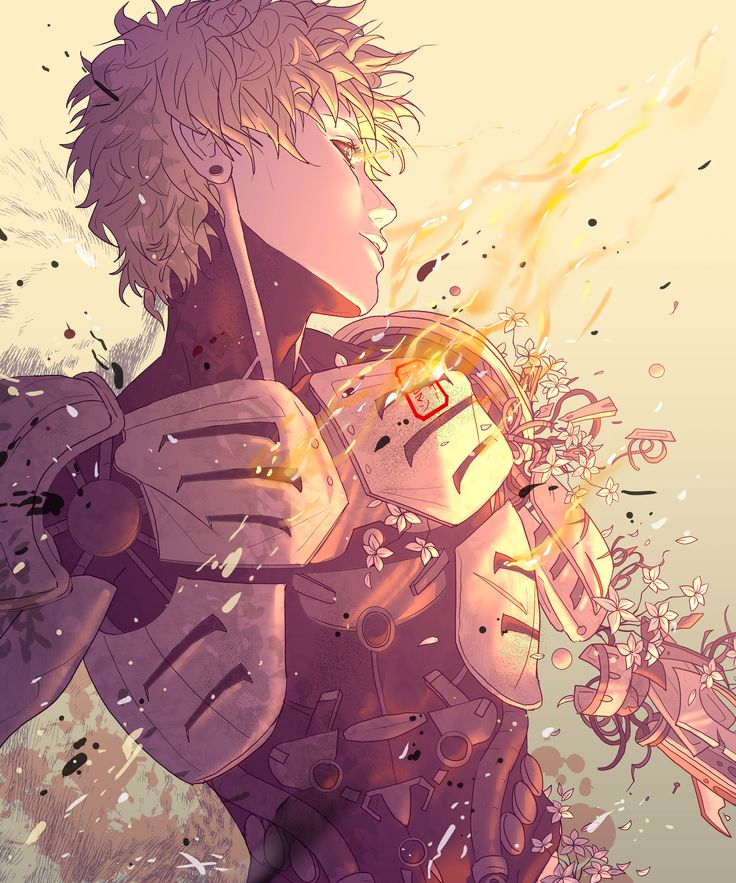 Genos Wallpaper IPhone, Android And Desktop!