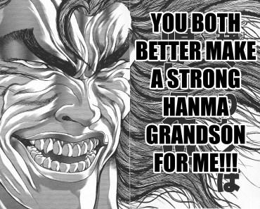 yujiro hanma quotes