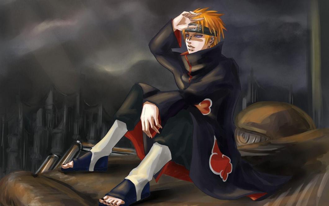 Naruto pain wallpaper