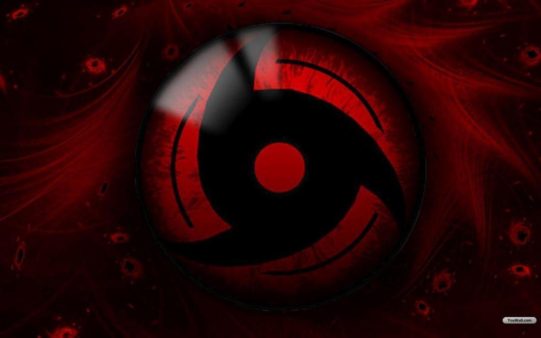 mangekyou sharingan 4k wallpaper