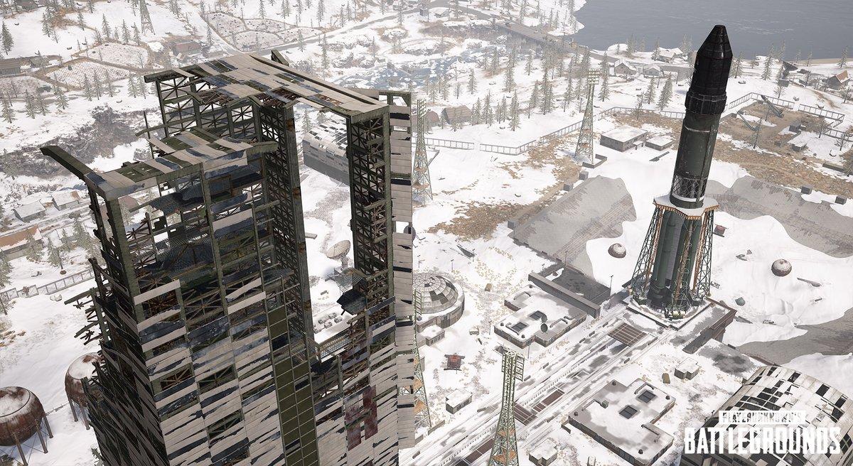 Pubg Mobile Vikendi Snow Map Wallpaper The Ramenswag