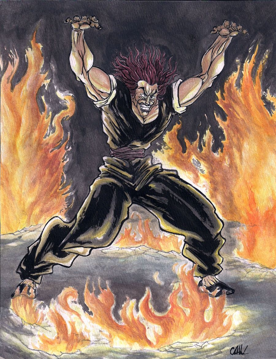 Baki Wallpapers Iphone Android And Desktop Page 2 Of 3 The Ramenswag