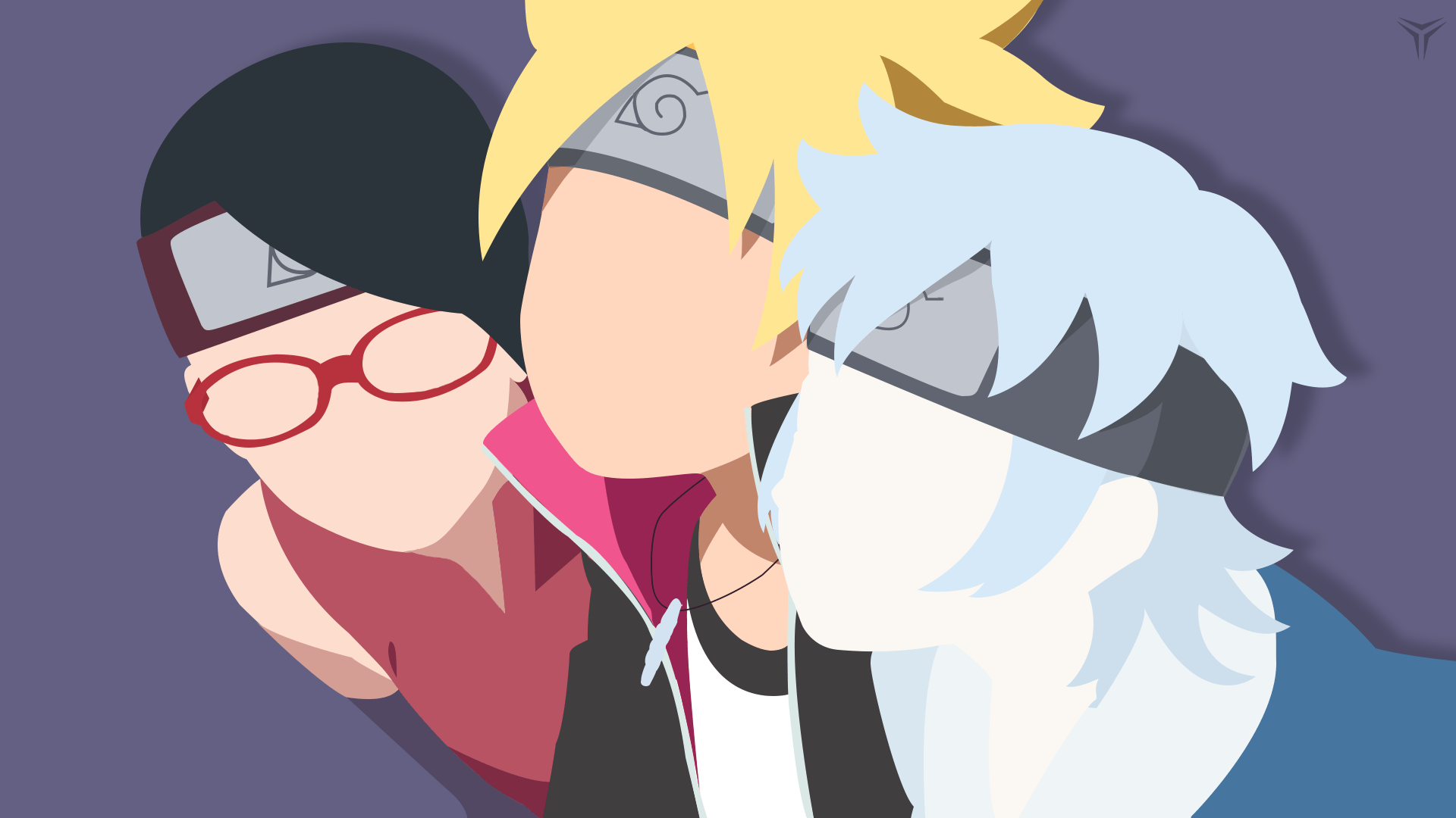 4k Boruto Team 7 Wallpaper Iphone Android And Desktop The Ramenswag