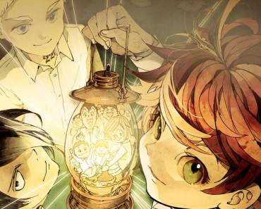 Yakusoku no Neverland wallpaper