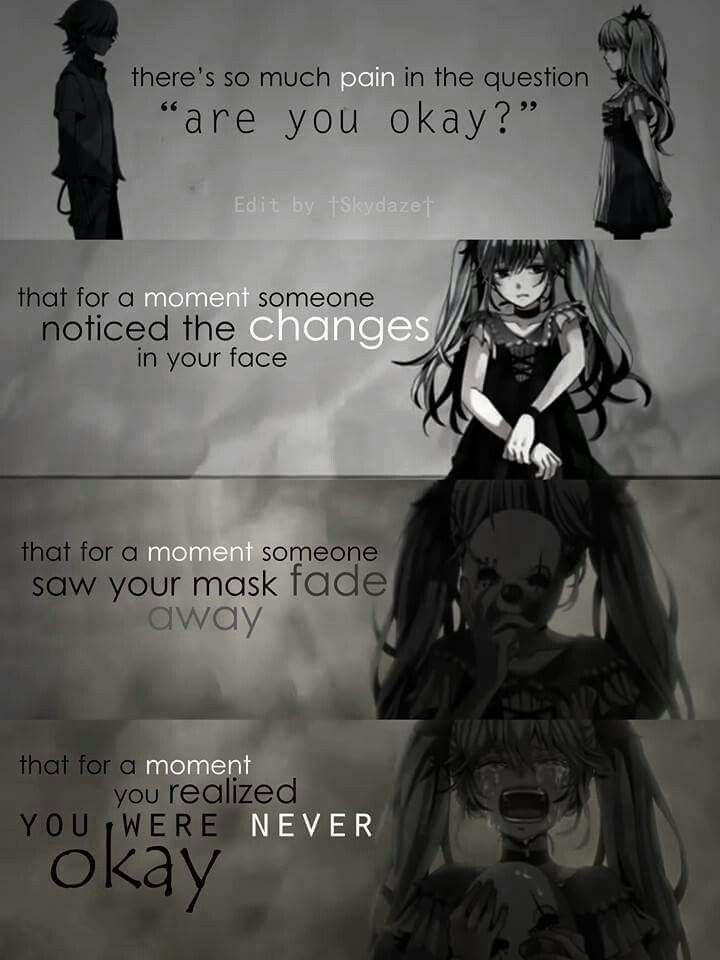 bullying anime quotes