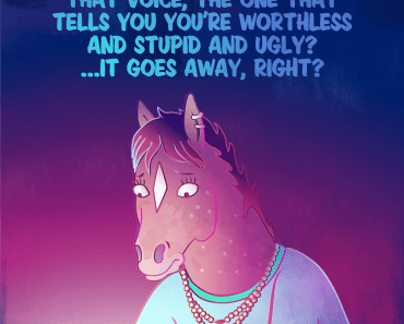 sad bojack horseman quotes