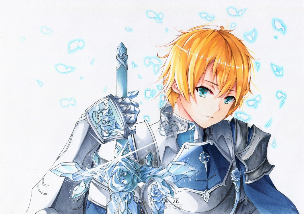 Sword Art Online Alicization War Of Underworld Wallpaper The