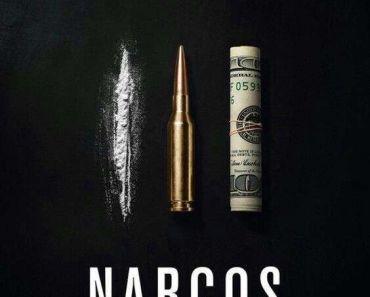 Narcos bullet wallpaper