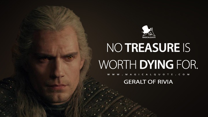 13 Netflix The Witcher Quotes Wallpaper Absolutely Worth