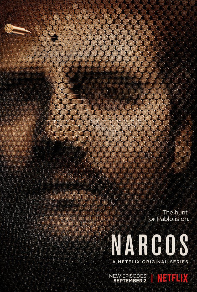 4K Narcos wallpaper