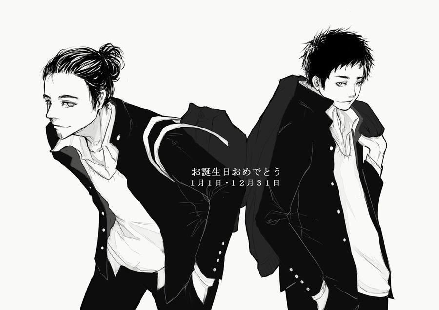 Asahi x Daichi