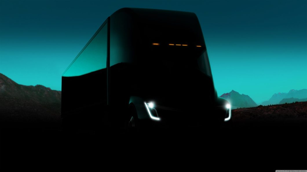 Tesla Semi Wallpapers