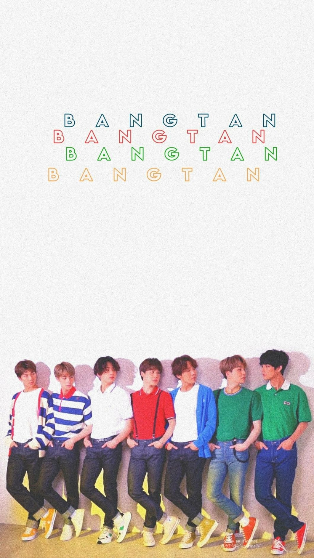BTS Tour 2020 Wallpapers