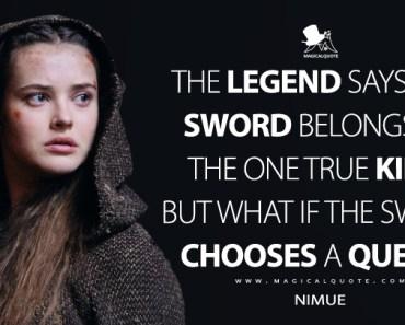 Cursed Quotes Netflix