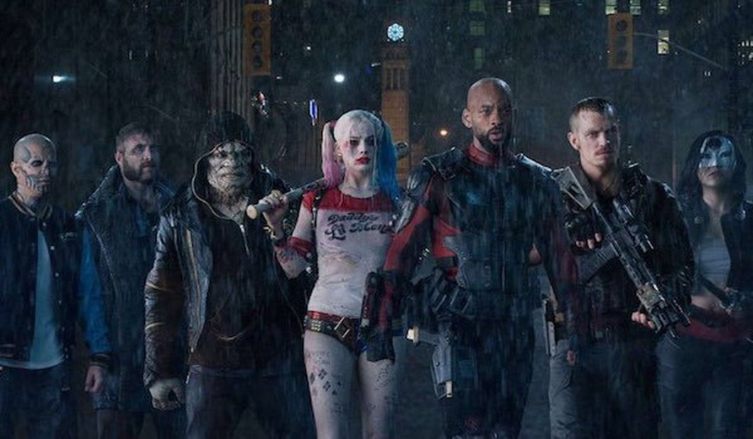 4K Suicide Squad 2 Wallpapers